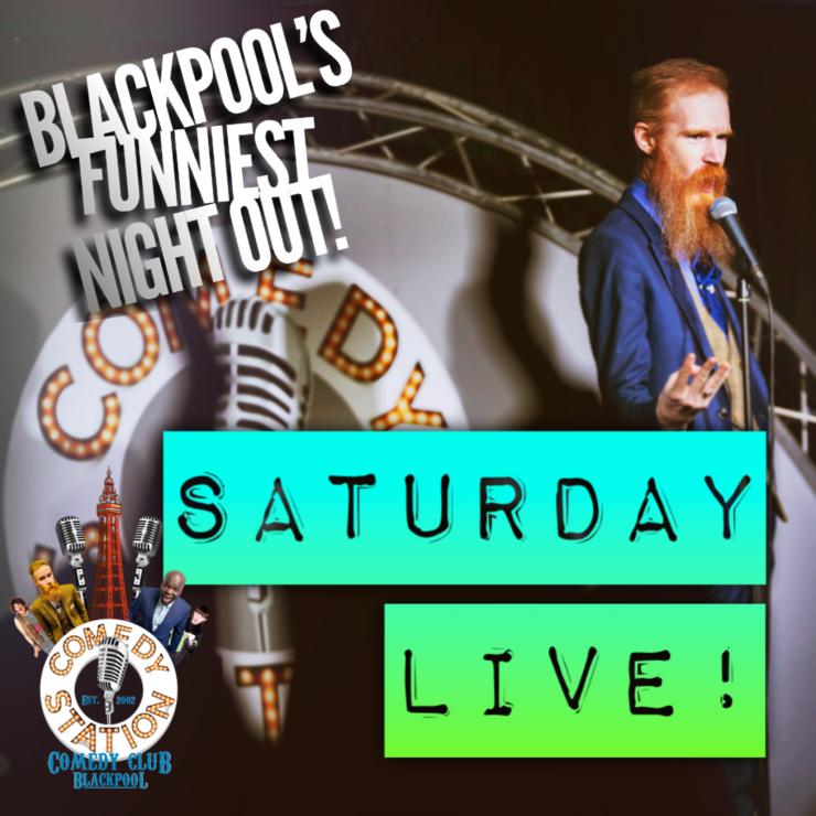Saturday Live! with Paul McCaffrey, Simon Wozniak, Drew Taylor & Ryan Gleeson