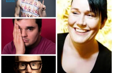 Friday Night Laughs with Bethany Black, Red Richardson, Aaron Twitchen & Ryan Gleeson
