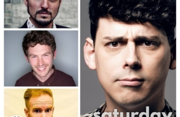 Saturday Live! With Matt Richardson, Phil Ellis, George Lewis & Ryan Gleeson