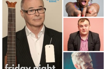 Friday Night Laughs, with Andy Askins, Andrew White, Ryan Gleeson & more
