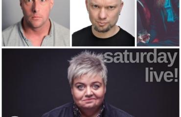 Saturday Live! With Susie McCabe, Dave Longley, Sully O'Sullivan & Ryan Gleeson