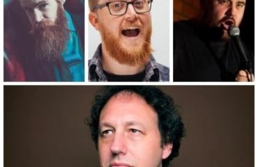 Friday Night Laughs with Carey Marx, Matt Stellingwerf, Rob Thomas & Ryan Gleeson