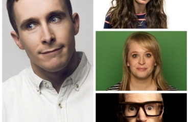 SOLD OUT! Friday Night Laughs with Larry Dean, Louise Young, Hayley Ellis & Ryan Gleeson