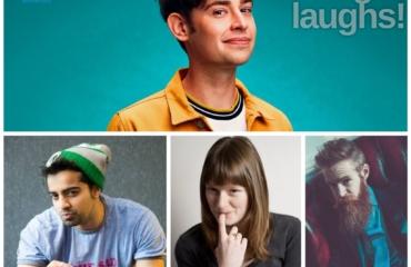 Friday Night Laughs with Brennan Reece, Raul Kohli, Stephanie Laing & Ryan Gleeson