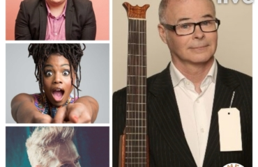 Saturday Live!with Andy Askins, Andrew White, Ryan Gleeson & more