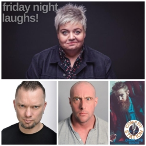 Comedy show Blackpool Friday 23rd July