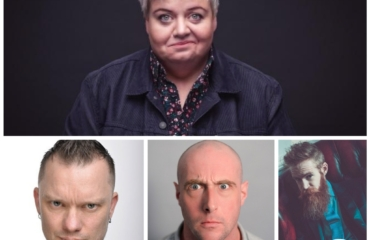 Friday Night Laughs with Susie McCabe, Sully O'Sullivan, Dave Longley & Ryan Gleeson
