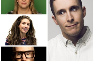 LIMITED TICKETS! Saturday Live! With Larry Dean, Hayley Ellis, Louise Young & Ryan Gleeson