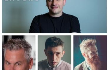 Friday Night Laughs with Alex Boardman, Phil Walker, Danny Deegan & Ryan Gleeson!