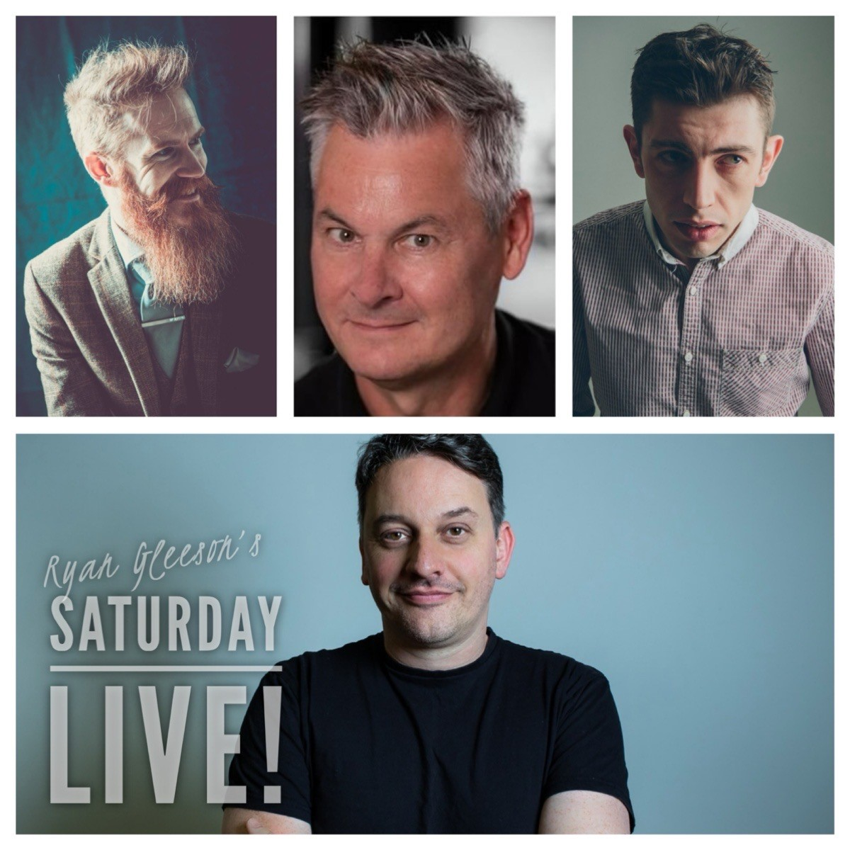 Saturday 21st August Blackpool Shows Comedy