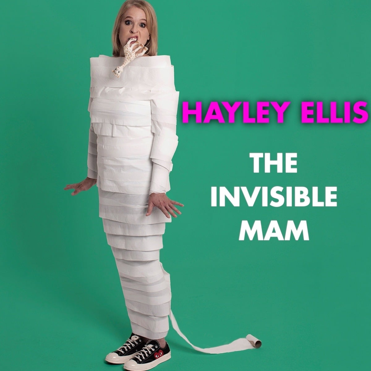 Hayley Ellis The Invisible Mam